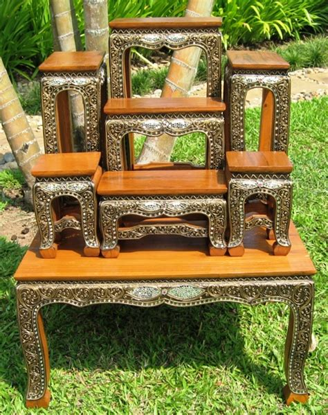 buddhist altar table carved coffee tables opium legs tables end tables buddhist altar table set