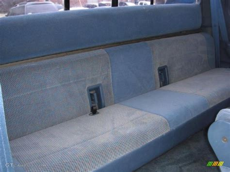 1995 Ford F250 Interior by Blue Interior 1995 Ford F250 Xlt Extended Cab 4x4 Photo