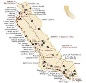 central coast region best california places to picnic guide