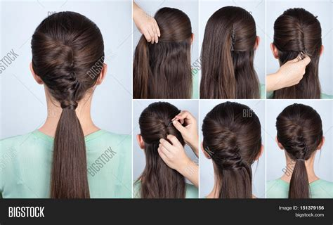 easy and quick hairstyles step by step dailymotion easy hairstyles step by step tutorials www imgkid com
