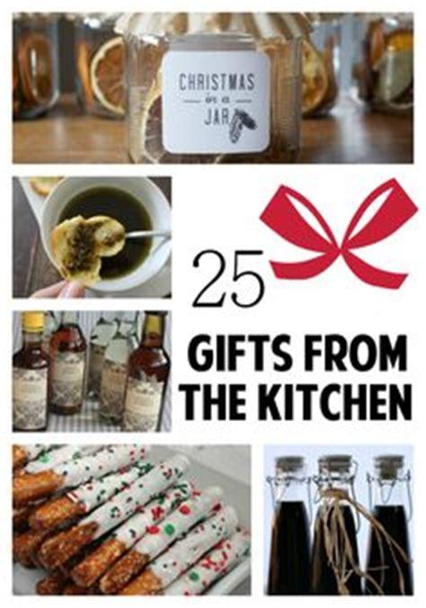 Kitchen Gifts 25 Gift Ideas On Glitter Jars Inexpensive