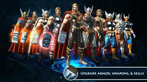 thor the official apk thor tdw the official apk v1 2 2a mod unlimited