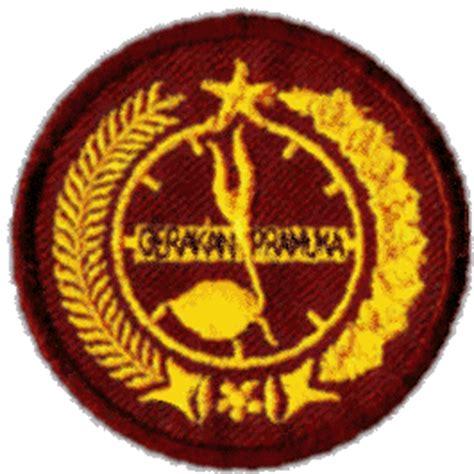 badge pelantikantunas kelapa angkringan pramuka