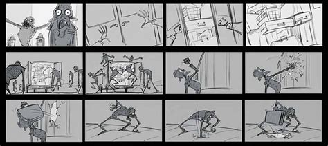 Cache Vis A Vis 1665 by Hotel Transylvania Storyboard Storyboard