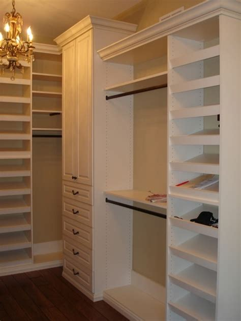 Walk In Closet Shelving Walk In Closet Traditional Closet Chicago By