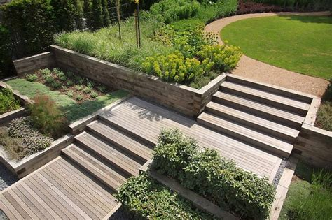 Garden Level by Different Levels Garden And Outdoors