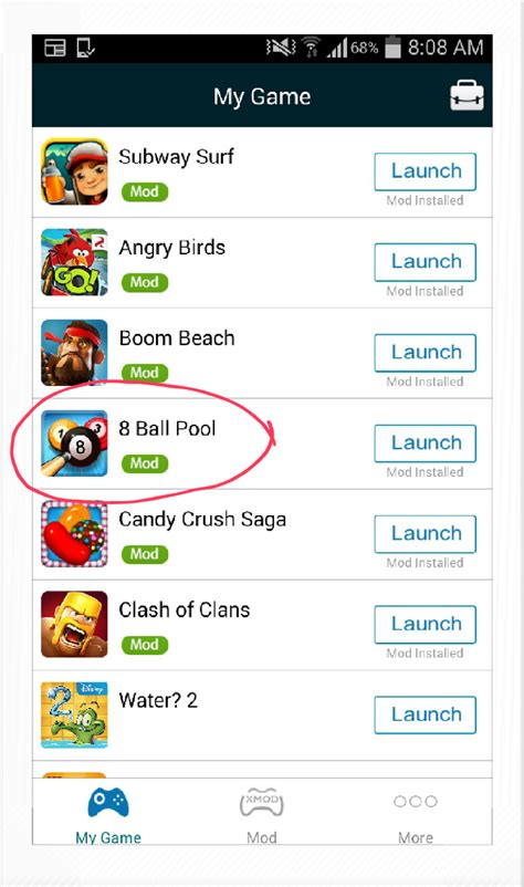 download xmodgame for ios searching for your questions here how to get 8 ballpool