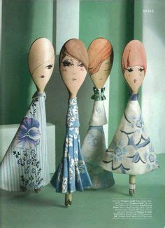 Diskon Sedotan Sendok Spoon Straw animal puppets wooden spoon puppets waldorf by 2heartsdesire 2heartsdesire made by us