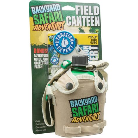 backyard safari backyard safari field canteen walmart com