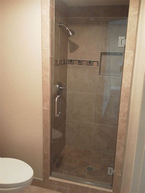 how to install a frameless glass shower door shower doors placentia frameless shower glass placentia