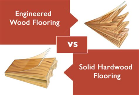 solid vs engineered hardwood flooring which is right for your home