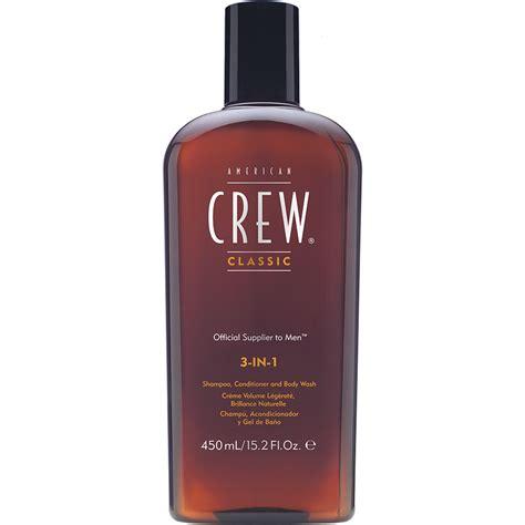 Us 3in1 Wash american crew 3 in 1 shoo conditioner wash