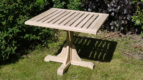 hardwood garden bench sapele the wooden workshop oakford devon square outdoor table oak the wooden workshop oakford devon the wooden workshop