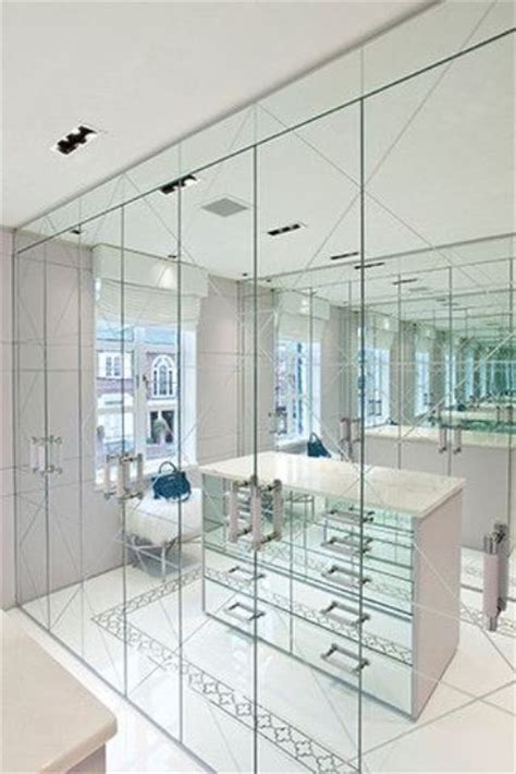 Mirror Closet by 20 Mirror Closet And Wardrobe Doors Ideas Shelterness