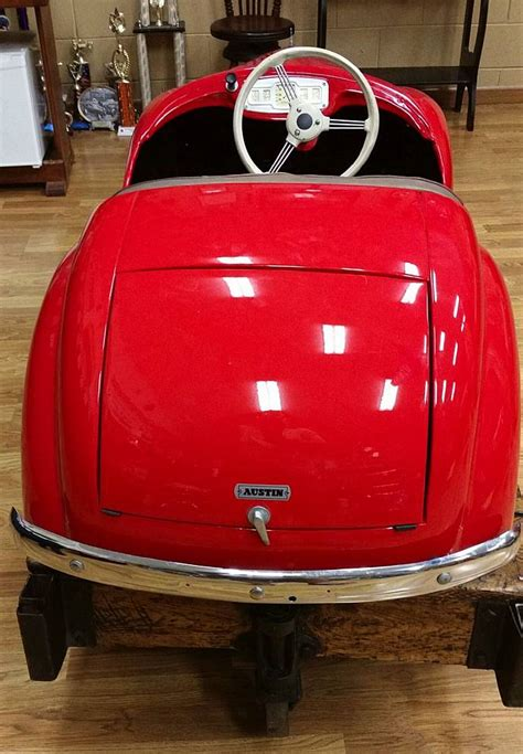 pedal car price 1949 j40 childs pedal car restored with working