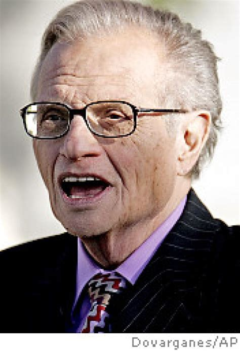 Cnns Unique Salute To Larry King by A King Sized Salute On Xm Ny Daily News
