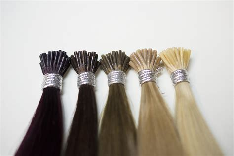 le prive i tip straight 18 le prive by hair couture i tip hair extensions silky