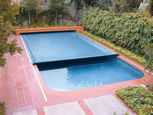 covered swimming pool on deck track automatic swimming pool covers