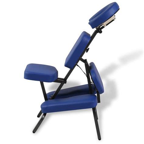 sedia massaggio sedia massaggio pieghevole e portatile vidaxl it