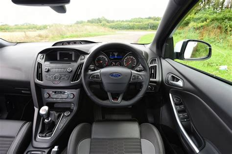 Ford St Interior by Ford Focus St Mountune Review Pictures Auto Express