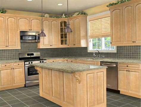cheap country kitchens kitchen makeovers on a budget with recolor way my