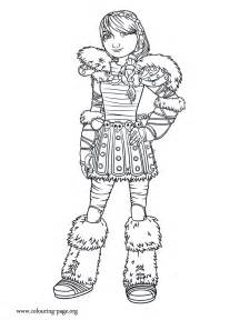 free coloring pages astrid