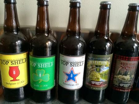 Top Shelf Brewery by Top Shelf Brewing Company Beers