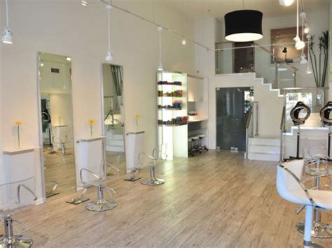 layout ruang spa contoh desain interior ruang salon