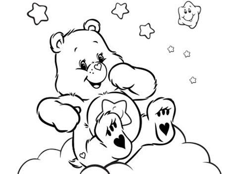 wonderheart bear coloring pages 17 wonderheart bear coloring page good luck bear