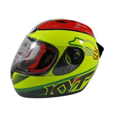 Helm Kyt Rc Seven 14 By Saungmotor jual helm kyt rc7 baru harga promo diskon original