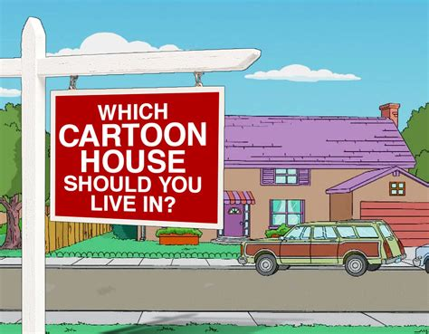 should i buy a house quiz quiz which cartoon house should you live in thrifty momma ramblings