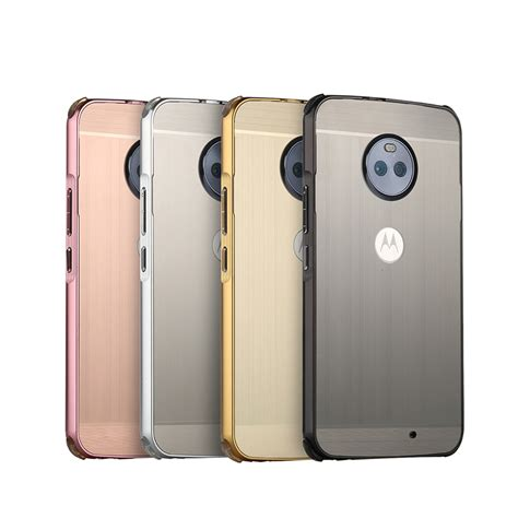 Hardcase Moto G5s Plus Moto G5s Plus Nillkin Pr for motorola moto g5s plus for moto g5s brushed back cover with plating metal