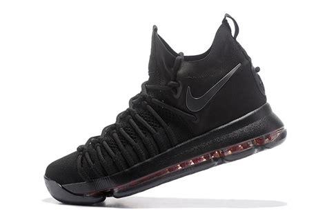kd elite basketball shoes creative nike zoom kd 9 elite kevin durant black
