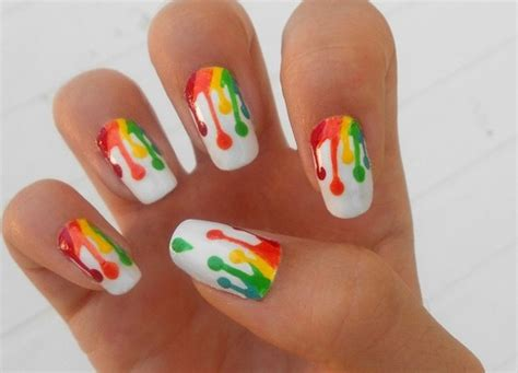 Painted Nail by Image Gallery Painted Nail Designs