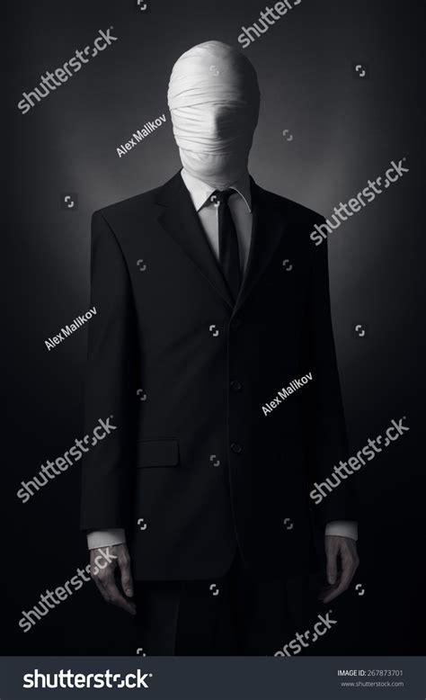 faceless killers themes internet meme terrible character halloween theme stock