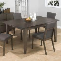 wood gray rectangle dining