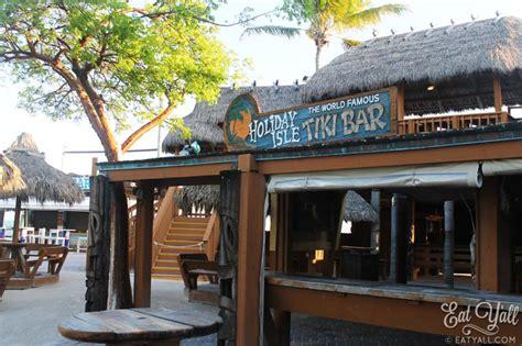 Inn Tiki Bar The Rum Runner A Signature Cocktail In Key West Key