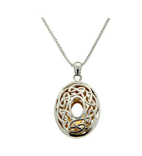 window to the soul necklace by keith jewelry oval