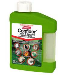confidor lawn and garden insecticide yates products