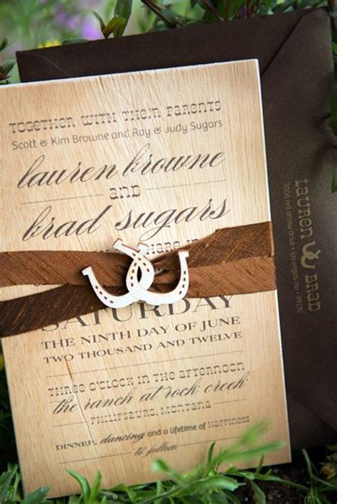 best 25 western wedding invitations ideas on wedding invitations country