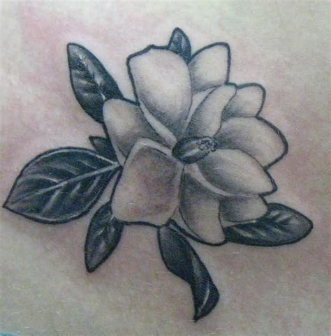 tattoo magnolia flower 20 black and white magnolia tattoos