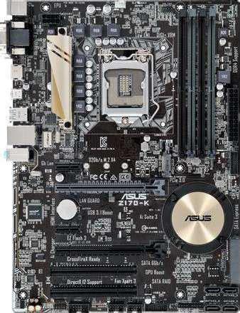 Best Buy Motherboard Asus X99 A Socket 1151 asus z170 k intel motherboards 1151 socket z170 ddr4 buy best price in uae dubai abu