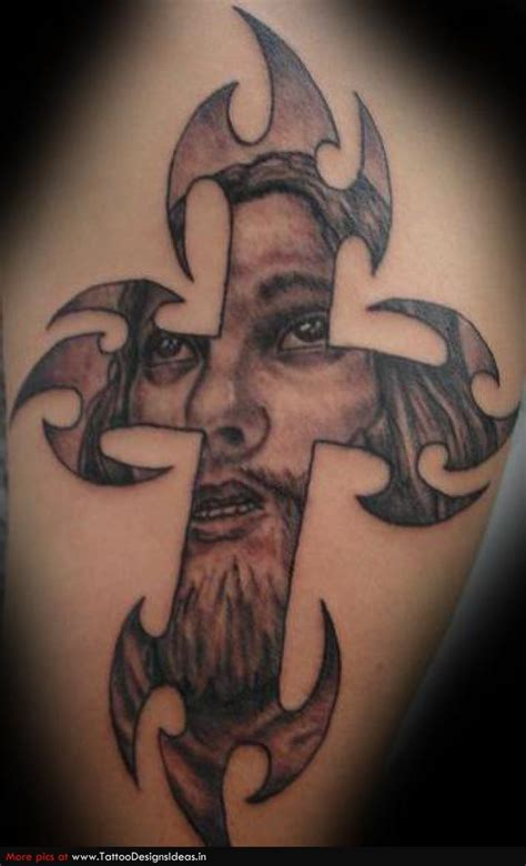 jesus face cross tattoo 17 best images about religious on