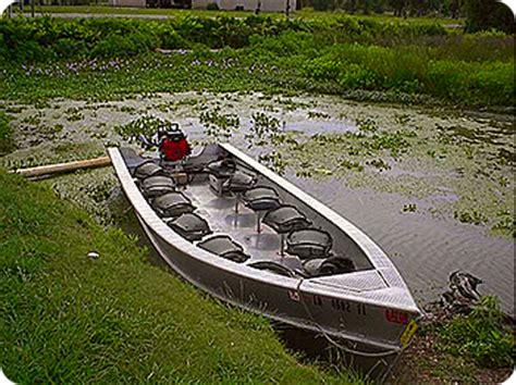 cajun flat bottom boat where s weaver sw boat ride