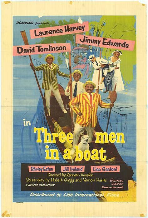 three men in a boat movie three men in a boat 1956 movie