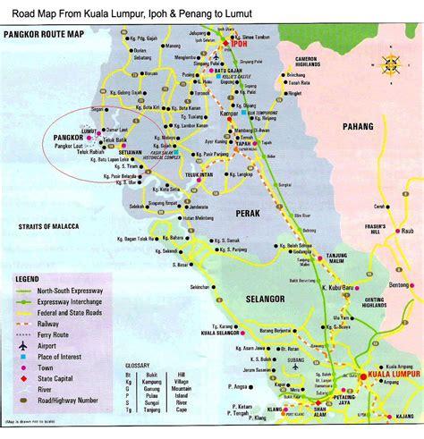 mesmerizing malaysia area pantai teluk batik lumut perak