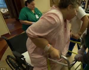 nowzaradan obese morbidly obese woman puts her life at risk after refusing