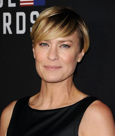 get haircut like robin wright 45 celebrity pixie cuts so good you ll want to go for it