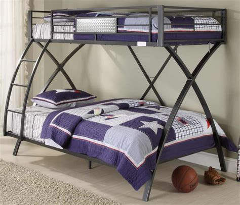 twin over full metal bunk bed metal bunk bed twin over full furniture stores chicago