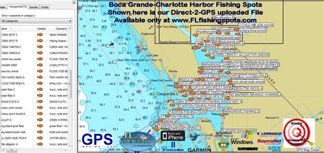 boca grande florida map map of boca grande area pictures to pin on